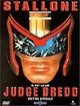 Adaptation de Bandes Dessinées   cover film Judge Dredd