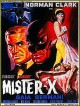 Adaptation de Bandes Dessinées   cover film Mister X