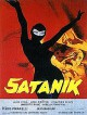 Adaptation de Bandes Dessinées   cover film Satanik