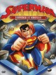 Adaptation de Bandes Dessinées   cover film Superman, la série animée