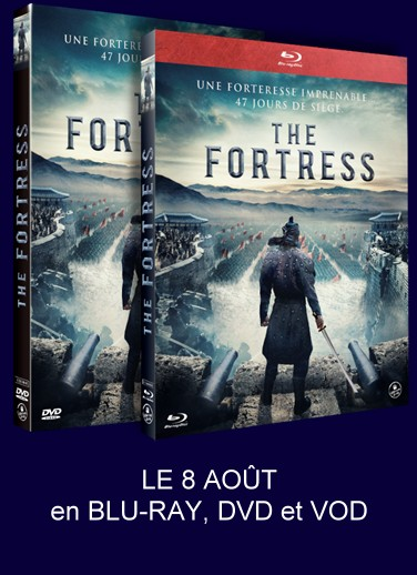 Gagnez le DVD/Blu-ray du film The Fortress