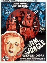 affiche  Jim la Jungle 350724