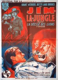Poster Jim la Jungle 350725