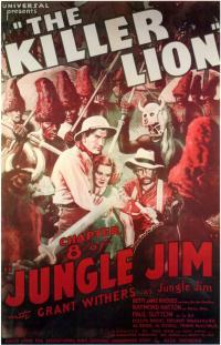 affiche  Jim la Jungle 350726